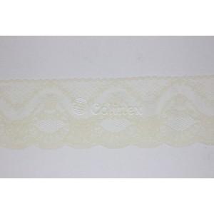 Renda polyester 80mm ref.80881 cor 1 perola
