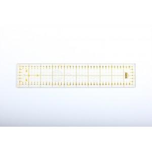 Regua acrilica 8x40cm C1302 PATCHWORK - IDEAS