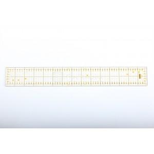 Regua acrilica 8x60cm C3925 PATCHWORK - IDEAS