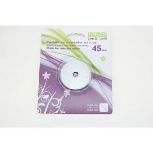 Lamina circular 45mm p/xizato C7626 /C9944IDEIAS