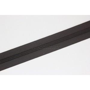 Fita fechos nylon 6mm cor 184 Castanho