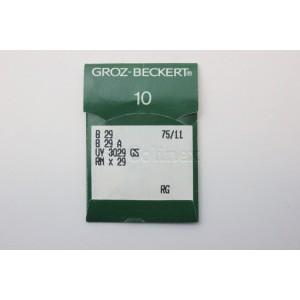 Dez.agulhas B29/B29A       75