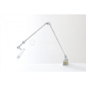 Candeeiro c/lampada flu. DS-98K/HM-99 (Apl.bancada)
