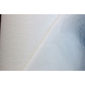 Entretela colante E-1220 / 4340 branca (fina) papel