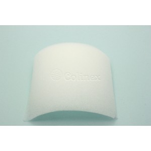 Ombreiras n/forradas peq.  ON40/15- 16cm comprimento /10cm altura/ 1.5cm largura ombro