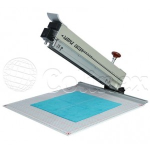 Maquina cortar amost.SWATCH CUTTER