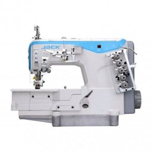 Maquina costura recobrimento Jack W4