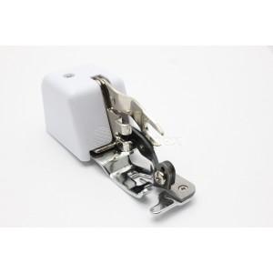 Calcador adaptador de corte e cose maq. domestica