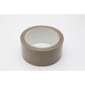 Rolos Fita Adesiva PVC castanha 48x60