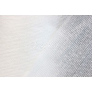 Entretela c/filamento e microponto Ref.1152 s/elastic.alt.90 Branca